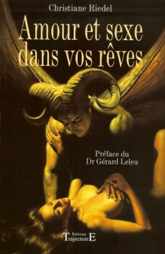 Book cover - Amour et Sexe dans vos rêves - Love and sex in your dreams - Christiane Riedel.jpg