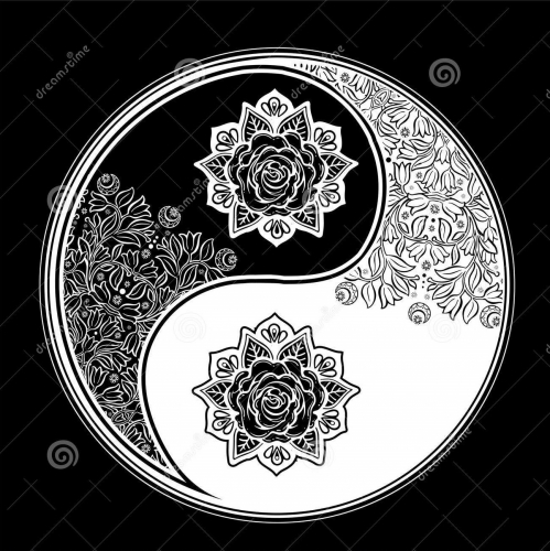 Floral Yin and Yang with Rose.jpg